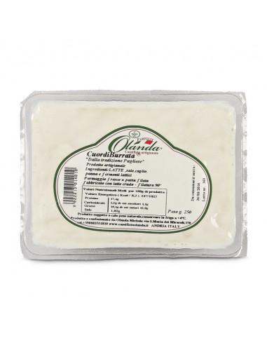 Cuore di Burrata Stracciatella 250g