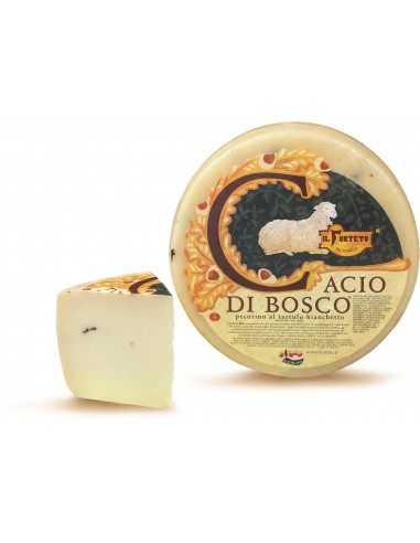 Cacio di Bosco Pecorino à la Truffe