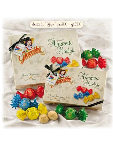 Amaretti Artisanaux boîte 300g