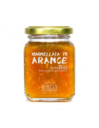 Confiture d'Orange BIO
