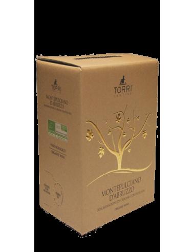 Bag in Box Pecorino d'Abruzzo doc BIO