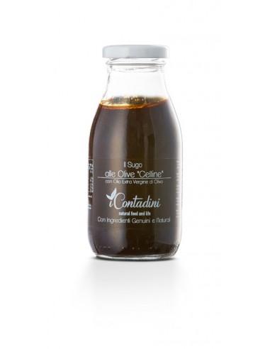 Sauce aux Olive Celline